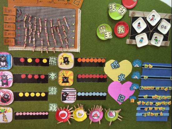 东营市实验幼儿园开展主题墙创设活动