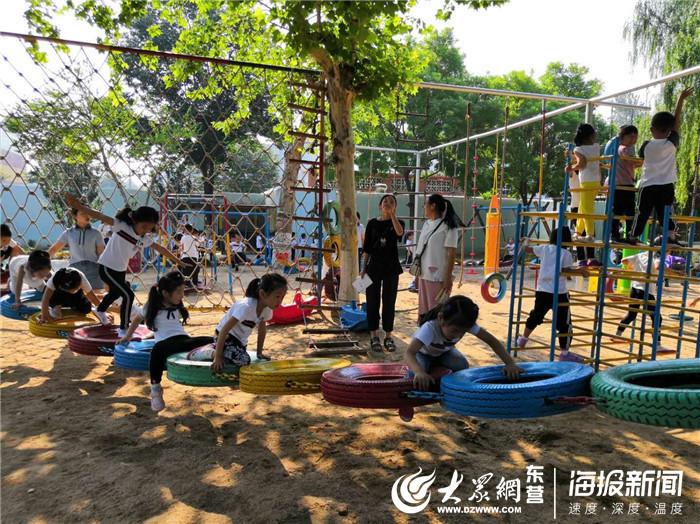 广饶街道中心幼儿园和稻庄镇西水