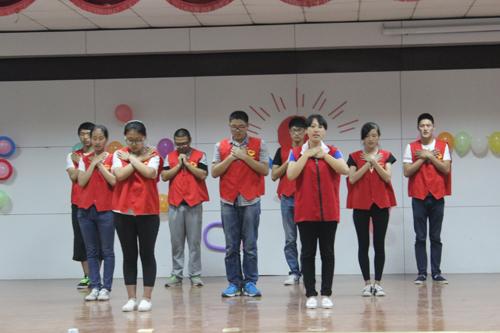 """飞舞梦想""""为主题的六一儿童节特别志愿服务活动"""