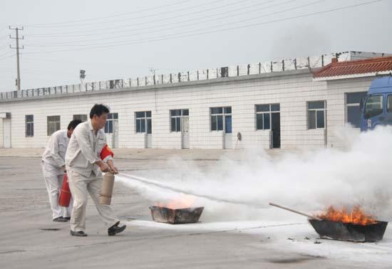 消防安全应急预案演练