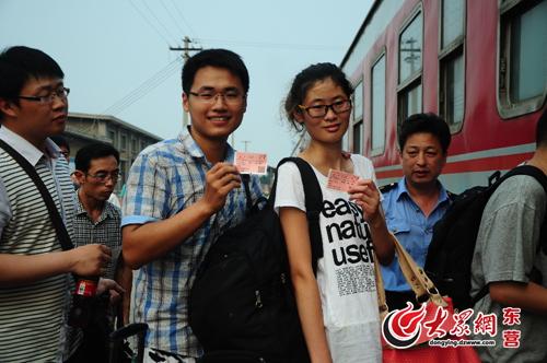 东营 将告别绿皮 火车 至杭州 济南 换空调车