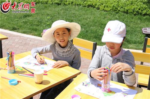 """【东营新闻】金基林语杯""""我的梦想我的家""""绘画大赛第"""