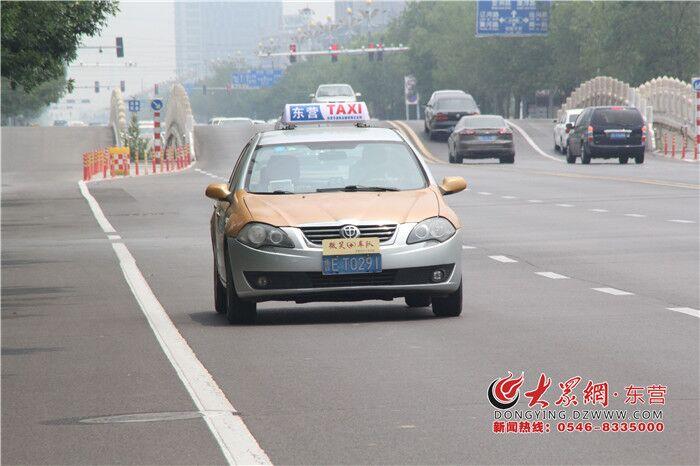 微笑车队的出租车图片