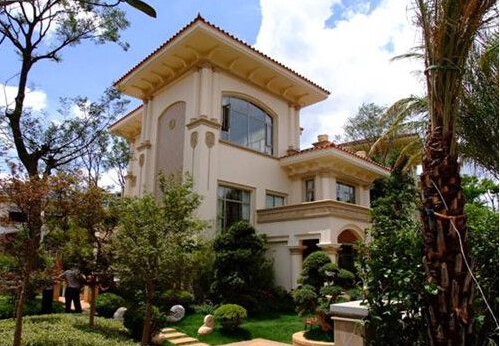 恒大棕榈岛 西班牙建筑风格的浪漫情怀_楼市快讯_东营