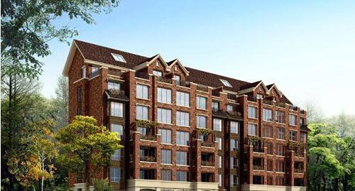 戶型為6室3廳2衛;雙拼別墅面積為389平米;聯排別墅