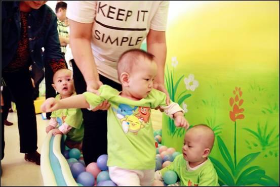 """积木宝贝科学早教东营中心开业 成立""""好米""""公益基金帮助扶持困难家庭"""