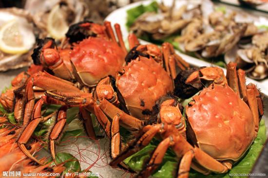 中秋螃蟹怎么吃才健康(图)