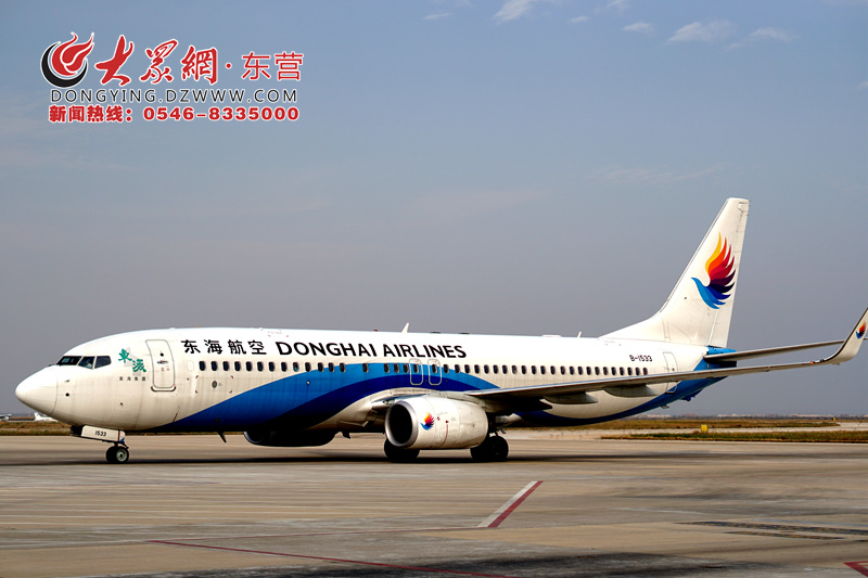 据了解,海口-东营-天津往返航线由天津航空执飞,每周二,四,六各一