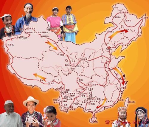 """中国人""""乡音"""" 绘制成汉语方言"""