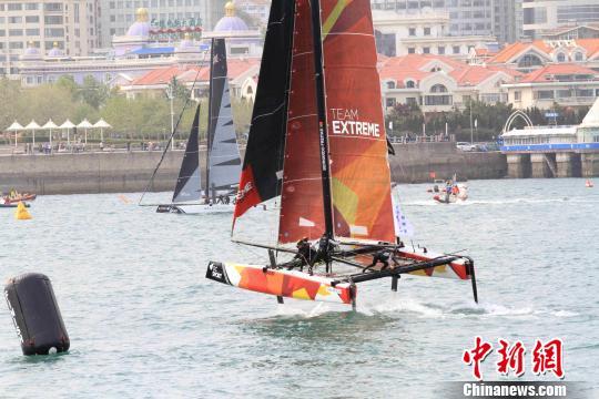 国际极限帆船系列赛青岛站