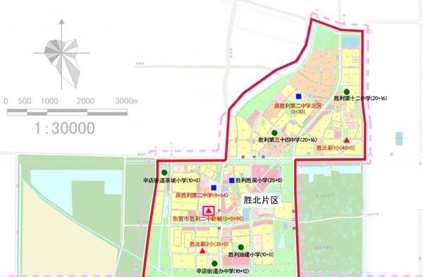 新化县城西最新规划图