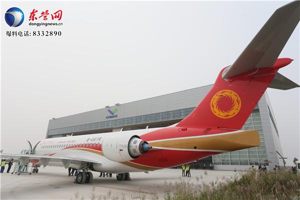 东营 正文    10月14日,国产支线客机——arj21-700飞机稳稳落地东营