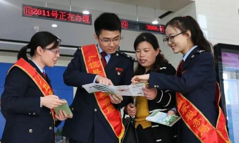 广饶国地税联合启动第27个税收宣传月活动
