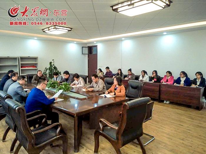 (记者 李江峰 通讯员 陈斌)10月26日上午,东营市实验中学、董集
