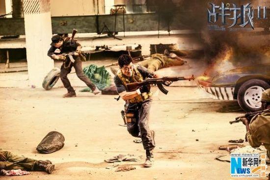 电影《战狼2》剧照伏击电视剧在线观看01图片