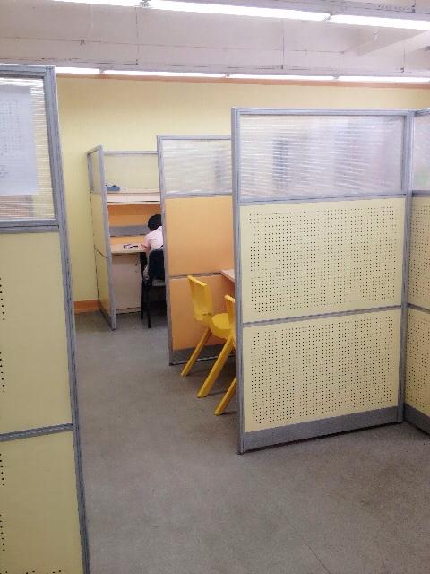 小学一对一教室图片