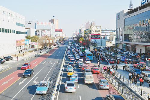 青岛广州路单行
